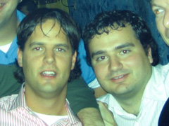 Frank and Alberto